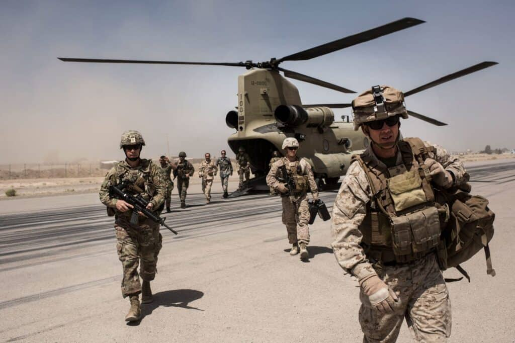 104716840 GettyImages 849101490 military afghanistan