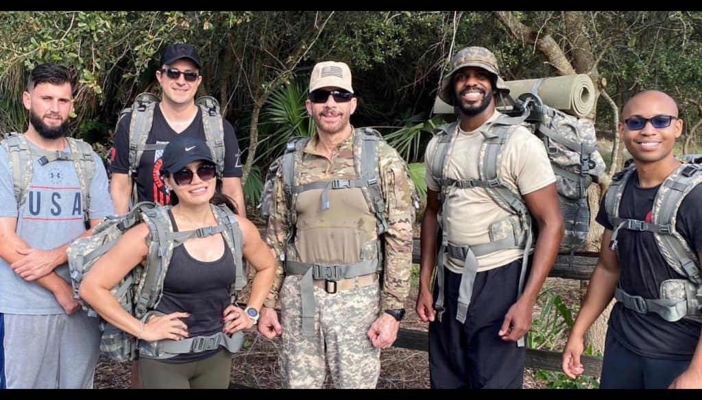 Grey Team Weekly Ruck March 2 2