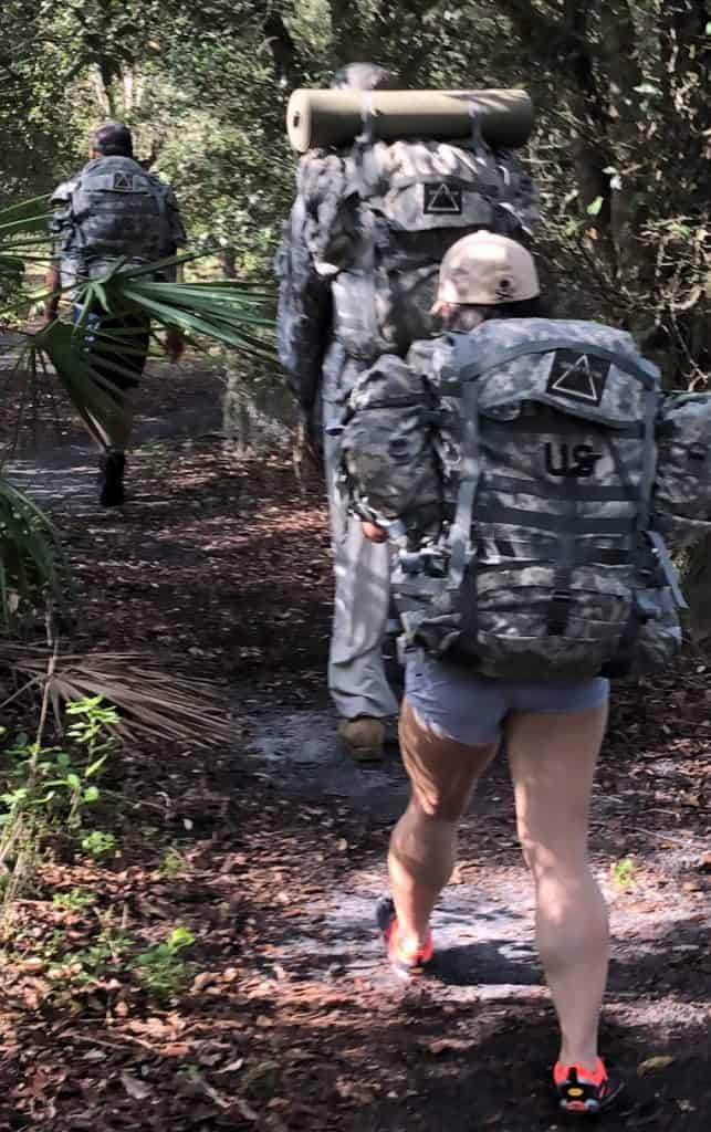 THE TOP 5 BENEFITS OF RUCKING