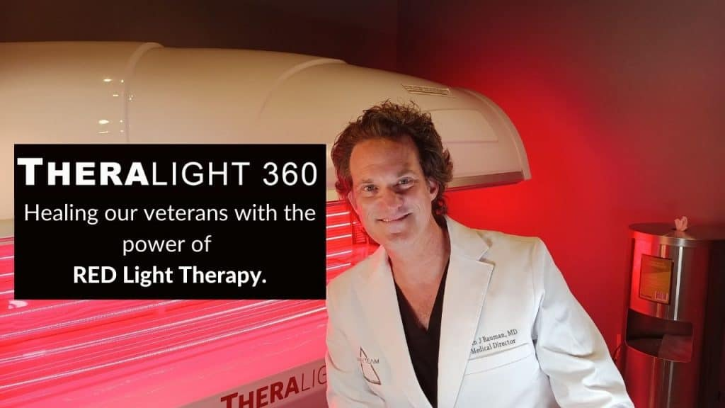 TheraLight 360 - Healing Our Veterans With The Power Of RED Light Therapy (Photobiomodulation)