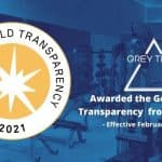 Grey Team Awarded the Gold Seal of Transparancy from GuildStar