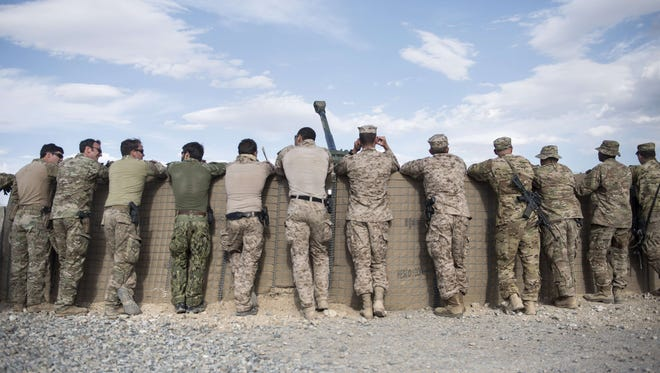 Four Times as Many Active-Duty and Military Veterans Have Died as a Result of Suicide Rather than Combat